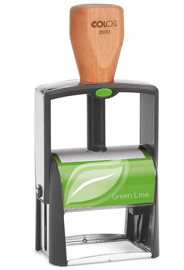Green Line 2600 - 58 x 37 mm | 8 Zeilen