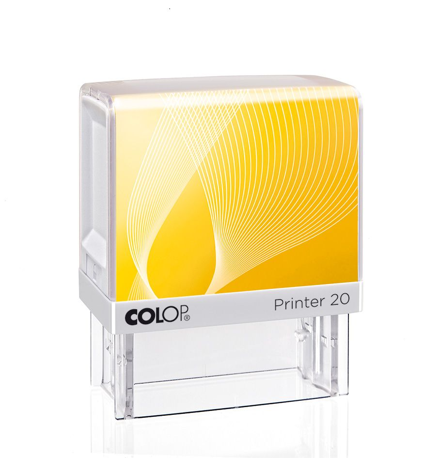 COLOP Printer 20 - 38 x 14 mm | 4 Zeilen